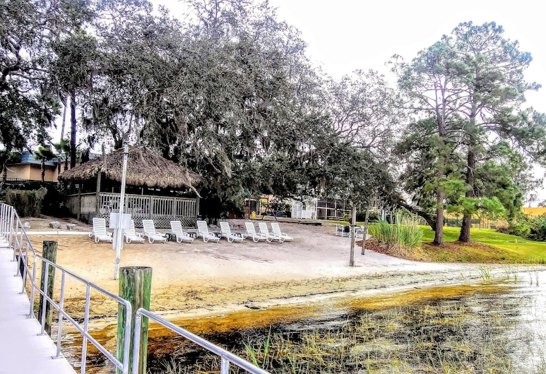 Lifetime of Vacations Resort, Kissimmee, Łodzie