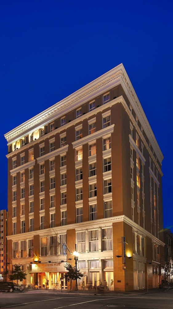 Best Western Plus St Christopher Hotel New Orleans