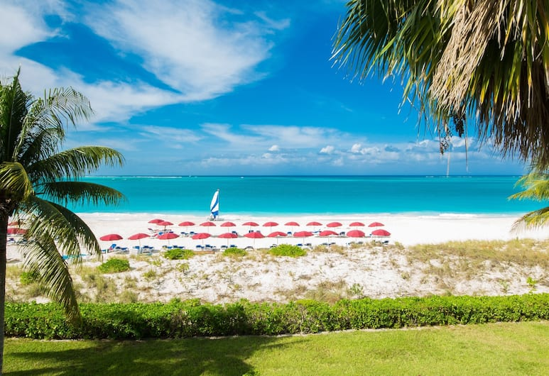 Royal West Indies Resort, Providenciales-sziget, Strand