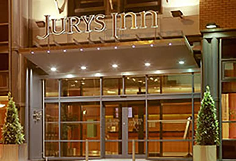 Jurys Inn Dublin Parnell Street, Dublin, Hotel Front