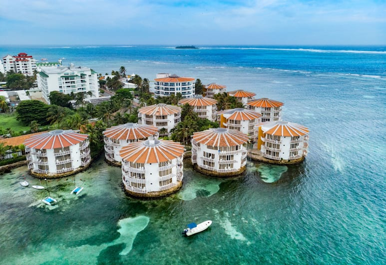 Decameron Aquarium - All Inclusive, San Andres, Hotel Front
