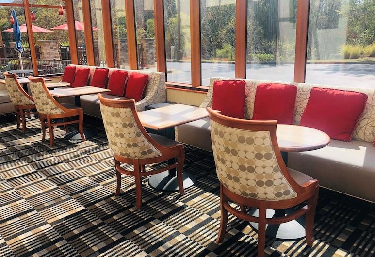 Hampton Inn Lewisburg, Lewisburg, Lounge i lobbyn