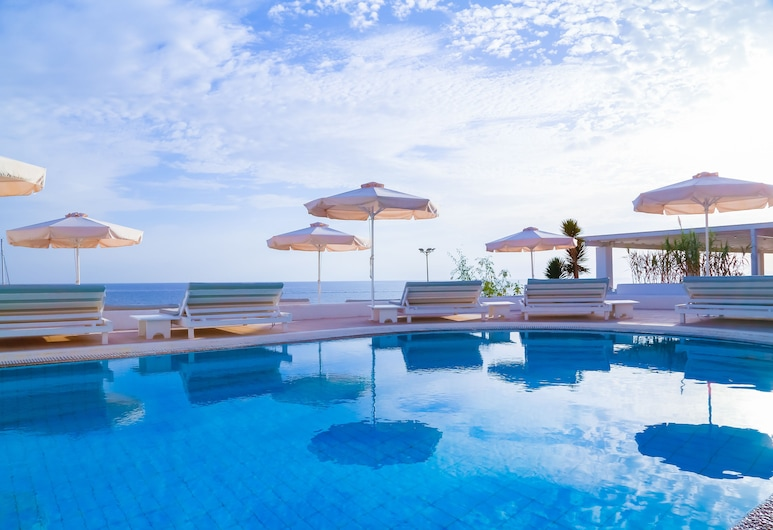 Notos Therme And Spa, Santorini, Pool