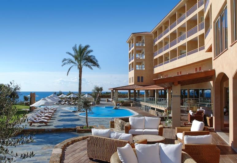 Coral Thalassa Hotel, Pegija, Baseins