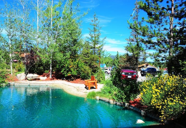 大熊湖假日酒店渡假村旅館, 大熊湖, 外觀