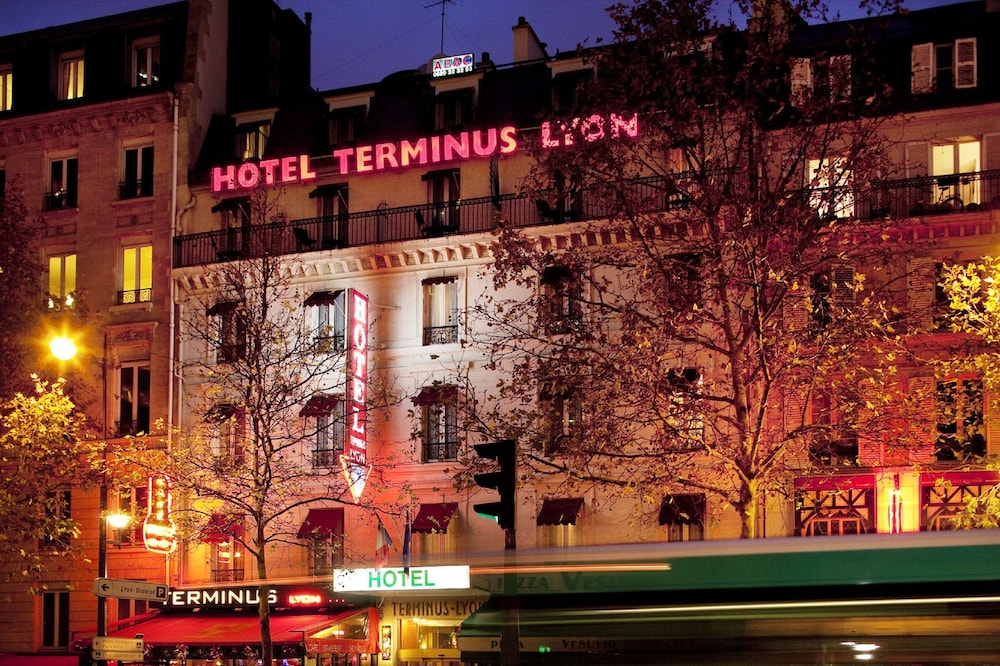 オテル テルミヌス リヨン, Paris