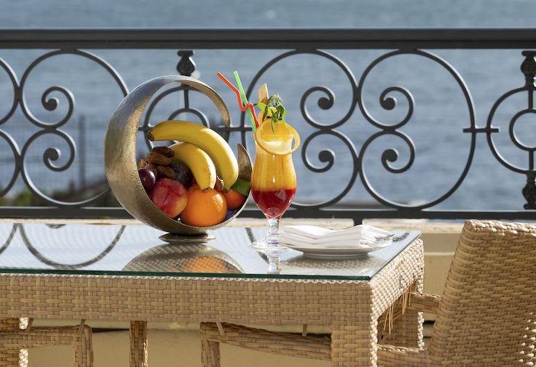 Barcelo Concorde Les berges du Lac, Tunis, Apartmá typu Premium (Single), Výhled z pokoje