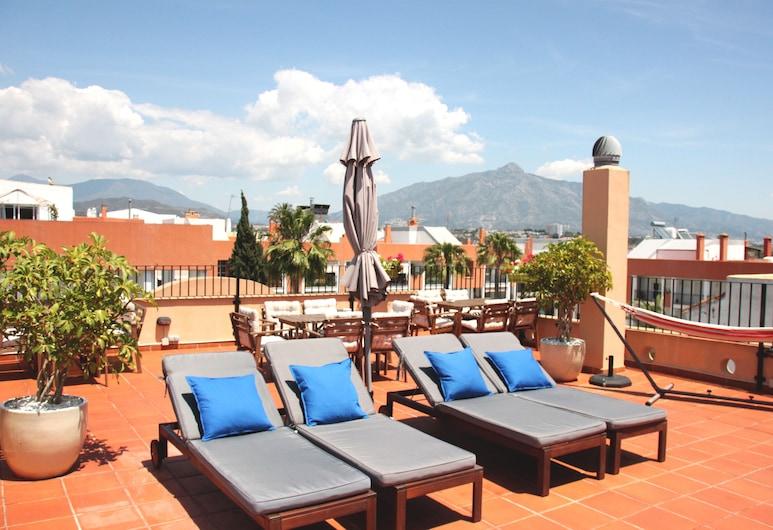 Hotel Doña Catalina, Marbella, Altan