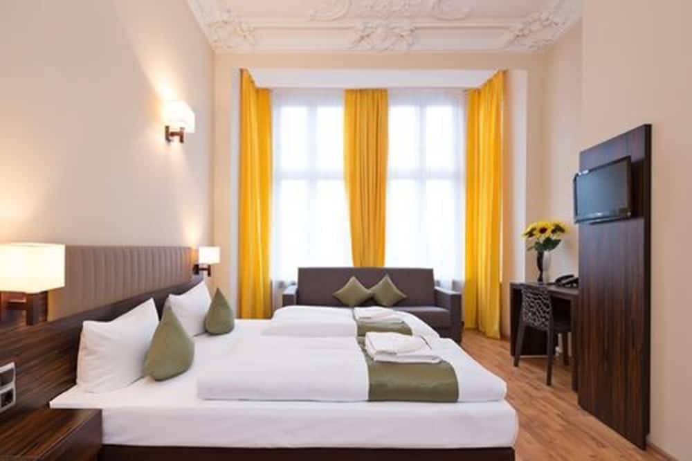 Dubbelrum - Vardagsrum