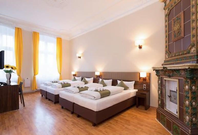 Hotel Abendstern, Berlynas, Dvivietis kambarys, Svečių kambarys