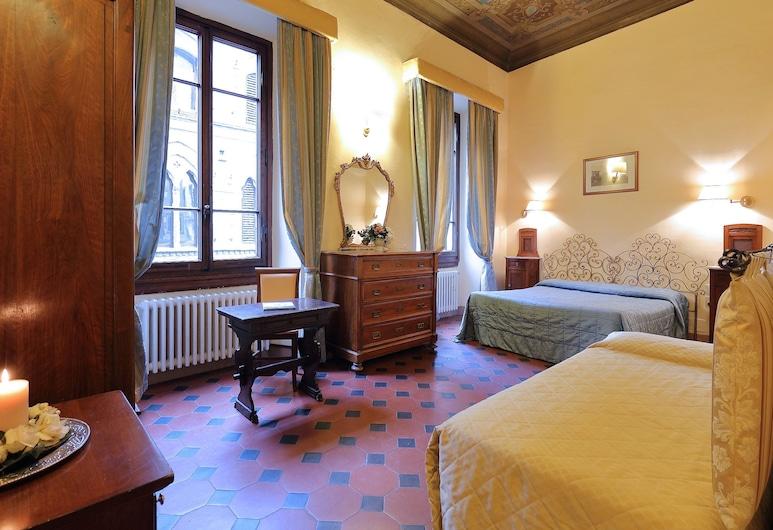 Hotel Cimabue, Φλωρεντία, Τετράκλινο Δωμάτιο, Θέα δωματίου