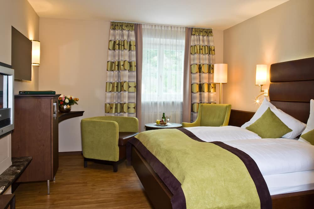 Habitación estándar doble, 1 cama de matrimonio - Zona de estar