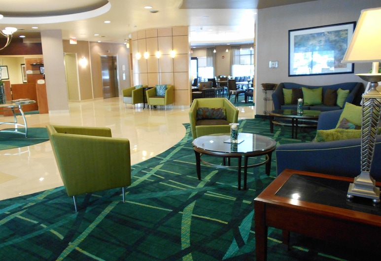 Springhill Suites by Marriott Morgantown, Μόργκανταουν, Λόμπι