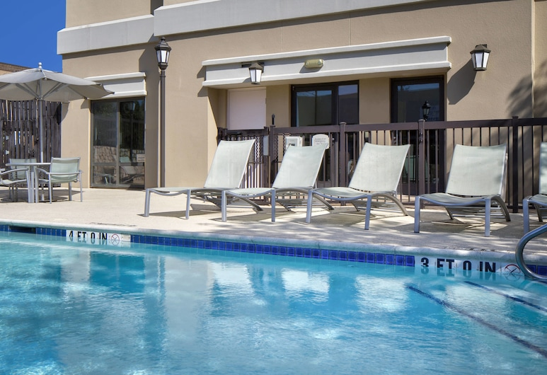 SpringHill Suites by Marriott Fort Worth University, Fort Worth, Zwembad