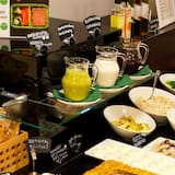 Sarapan bufet