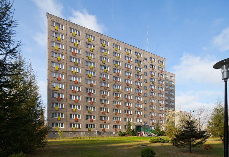 Start Hotel Aramis, Varšava, Exteriér