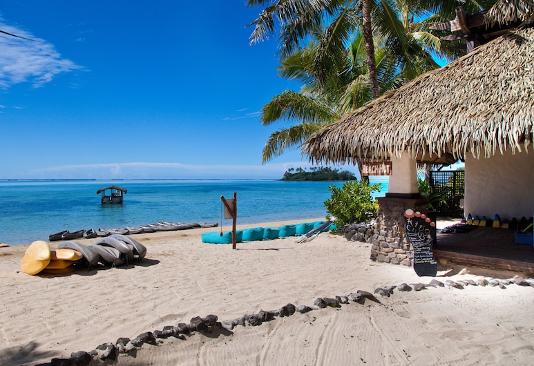 Pacific Resort Rarotonga, Раротонга, Пляж