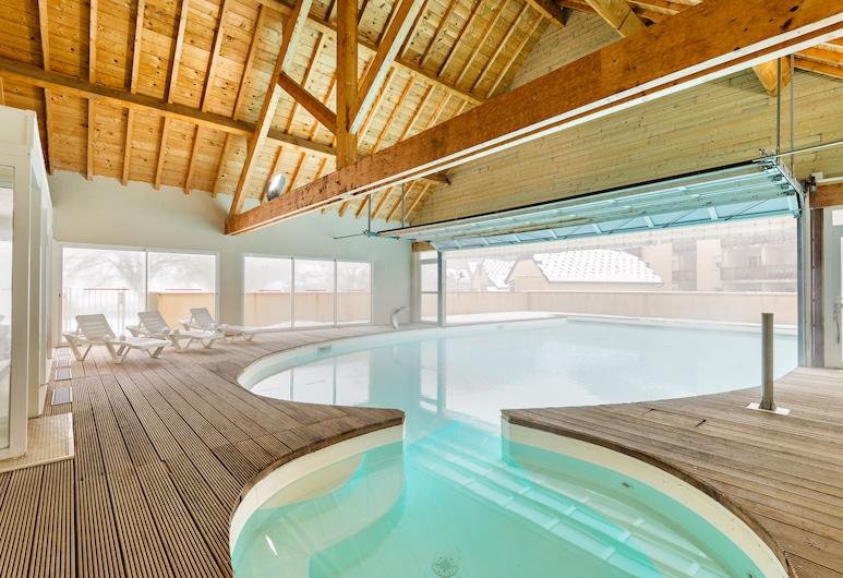 Résidence Lagrange Vacances Les Pics d'Aran, Bagneres-De-Luchon, Εσωτερική πισίνα