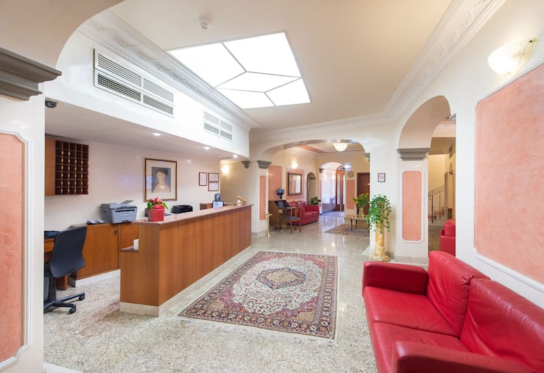 Diana Park Hotel, Firenze, Reception