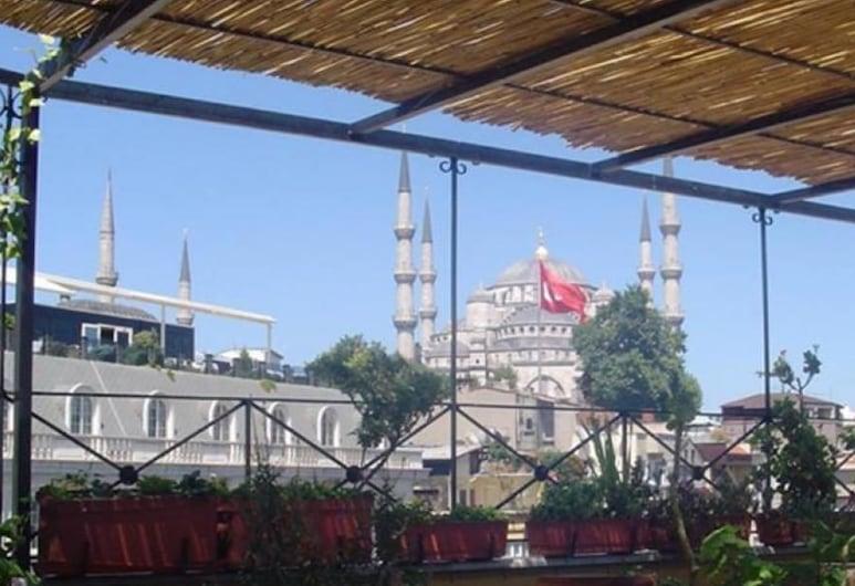 Hotel Sultan's Inn, Istanbul, Terrace/Patio