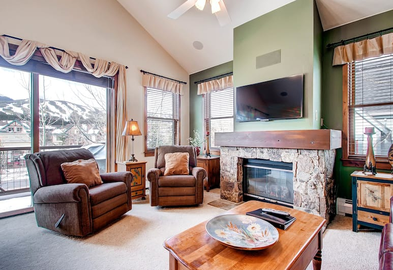 Main Street Junction, Breckenridge, Condo, 3 Bedrooms, Living Area