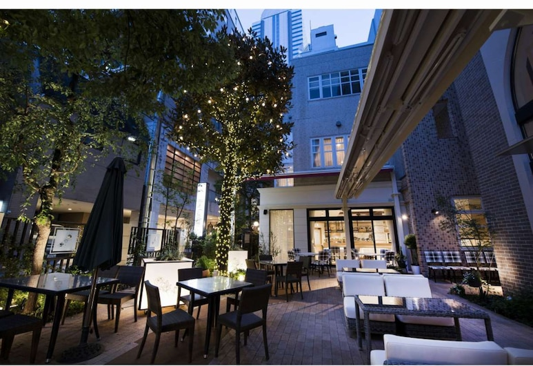 Hotel Rose Garden Shinjuku, Tokyo, Terrace/Patio