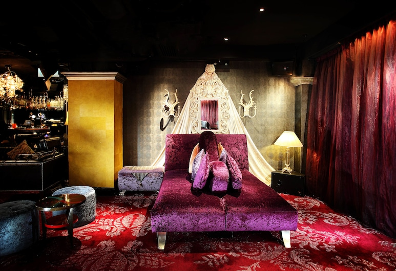 The Luxe Manor, Kowloon, Hotellounge