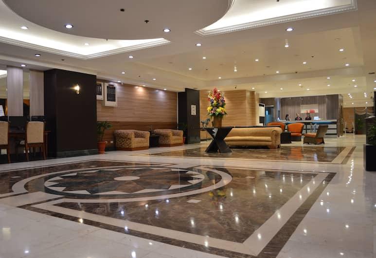 โรงแรมเดอะเอ็กเซกคิวทีฟ พลาซ่า, มะนิลา, ล็อบบี้