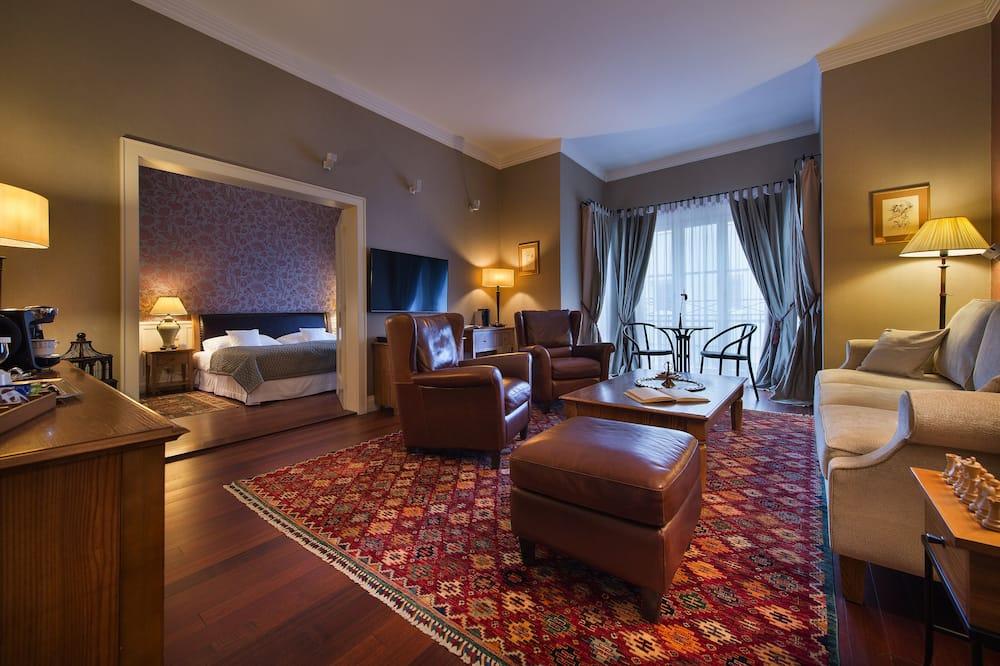 Suite de lujo (incl. minibar) - Habitación