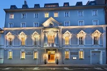 Bratysława — zdjęcie hotelu Marrol's Boutique Hotel