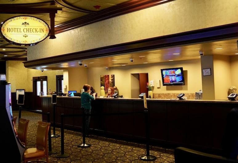 Virgin River Hotel and Casino, Mesquite, Interior Entrance
