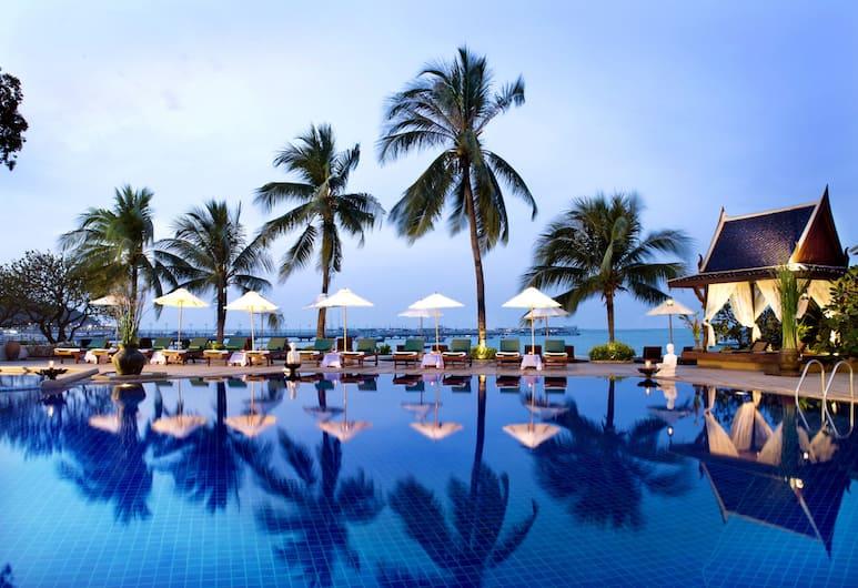 Siam Bayshore Resort Pattaya, Pattaya, Outdoor Pool