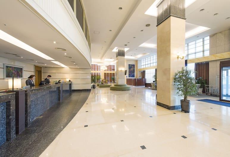Best Western Premier Incheon Airport, Incheon, Réception