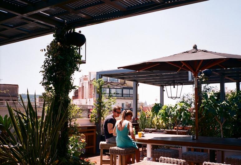 호텔 퓰리처 바르셀로나, 바르셀로나, 테라스/파티오