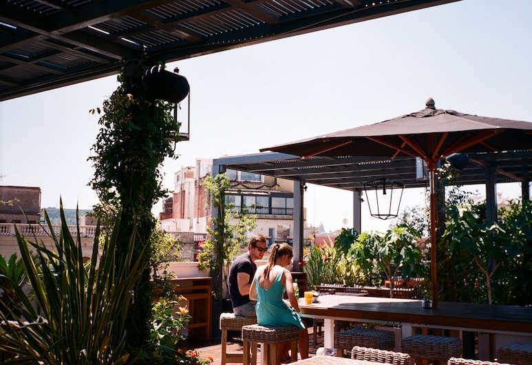 Hotel Pulitzer Barcelona, Barcelona, Teres/Laman Dalam