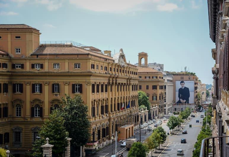 Hotel Lilium, Рим, Вид снаружи / фасад