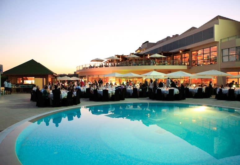 Grande Real Santa Eulalia Resort, Albufeira, Kültéri bankett-terület