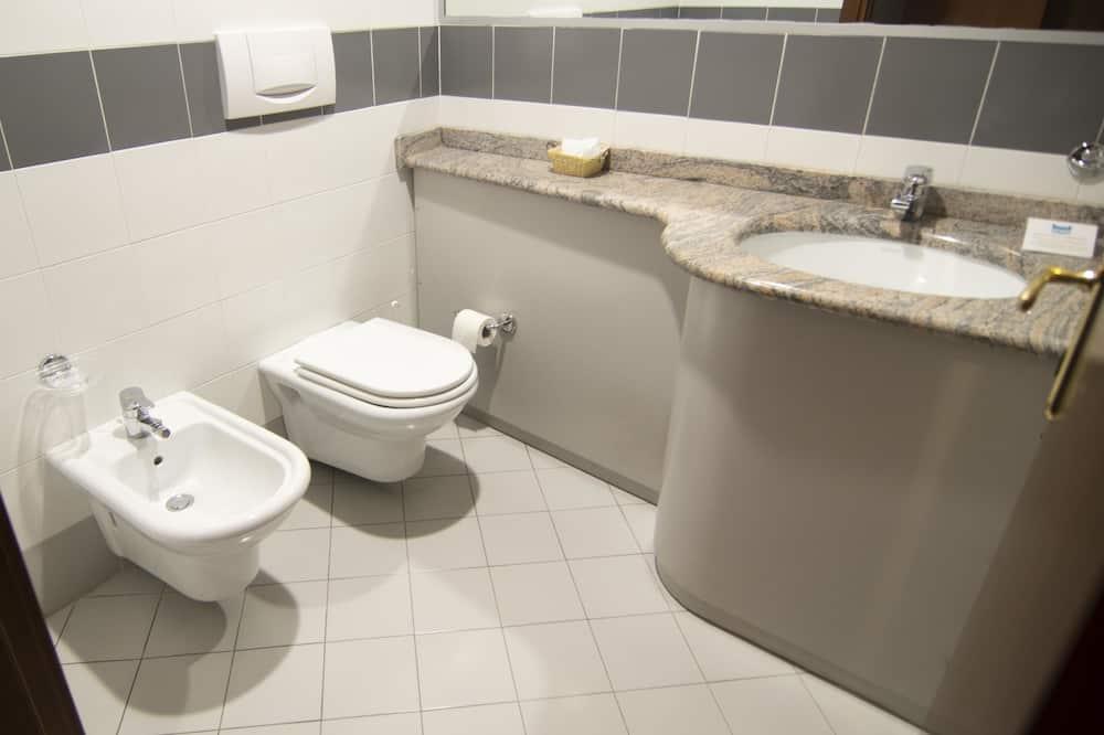 Chambre Double ou avec lits jumeaux, 1 lit double ou 2 lits jumeaux - Salle de bain
