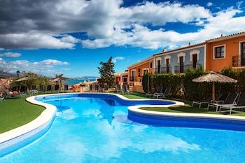 埃爾坎佩略普韋布阿坎蒂拉托套房公寓酒店的圖片