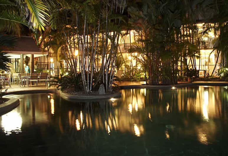 Port Douglas Retreat, Port Douglas, Kolam Renang Luar Ruangan