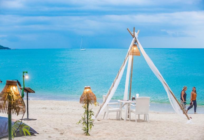蘇梅島海灘度假村, 蘇梅島