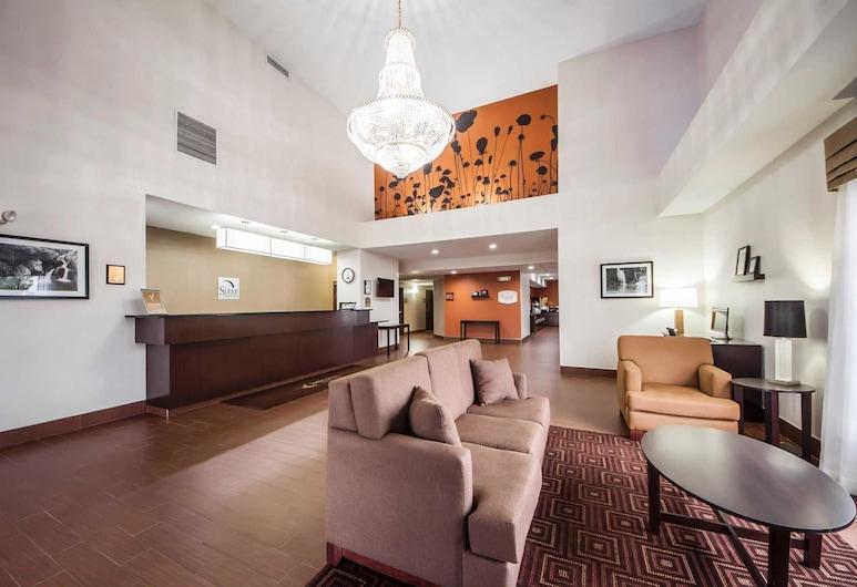 Sleep Inn & Suites Oklahoma City North, Oklahoma City, Lobby