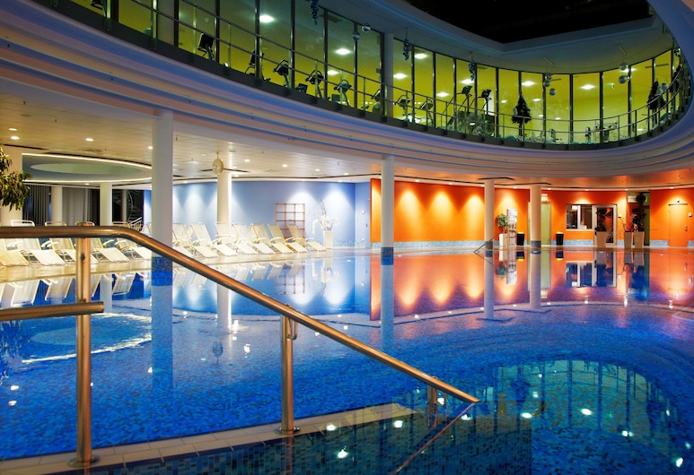 centrovital SPA & Sports Hotel, Berlin, Indoor Pool