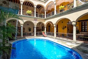 Fotografia hotela (Hotel CasAntica) v meste Oaxaca