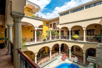 Bild vom Hotel CasAntica in Oaxaca