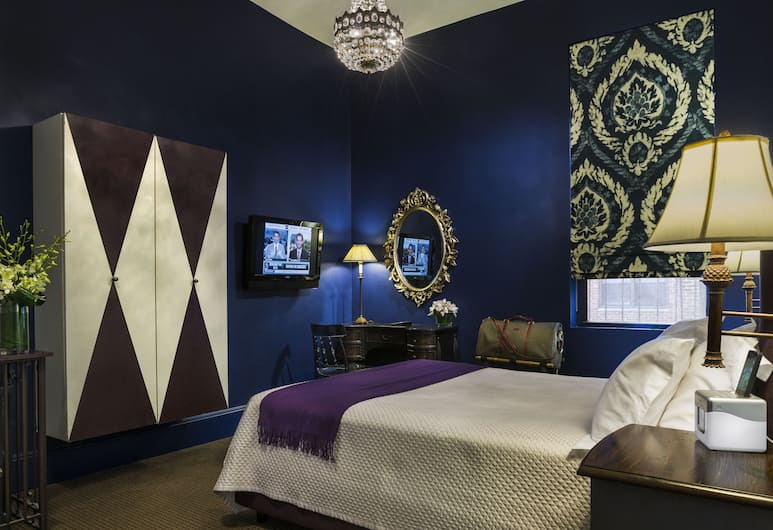 Seton Hotel, New York, Premium-værelse - 1 queensize-seng, Værelse