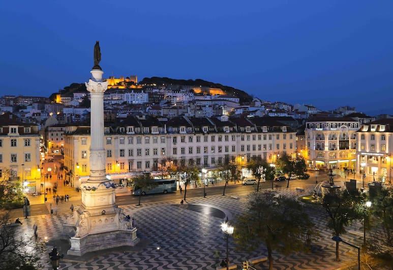 Internacional Design Hotel, Λισσαβώνα, Εξωτερικός χώρος