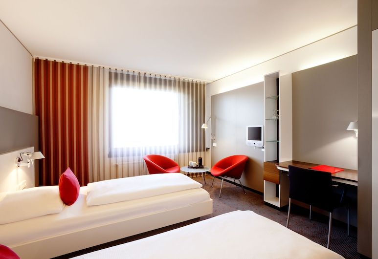 Vienna House Easy MO. Stuttgart, Stuttgart, Comfort-enkeltværelse, Værelse