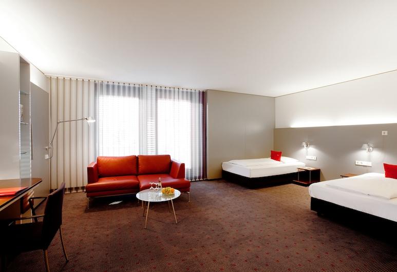Vienna House Easy MO. Stuttgart, Stuttgart, Jednolôžková izba typu Comfort, Hosťovská izba