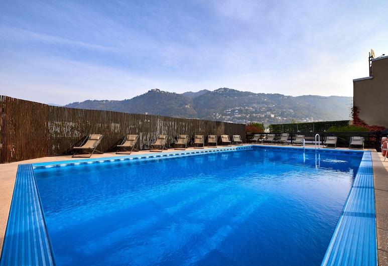 Hotel Como, Como, Pool
